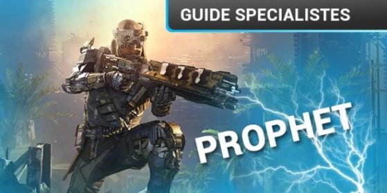 Black Ops 3 : Prophet, Spécialiste 3