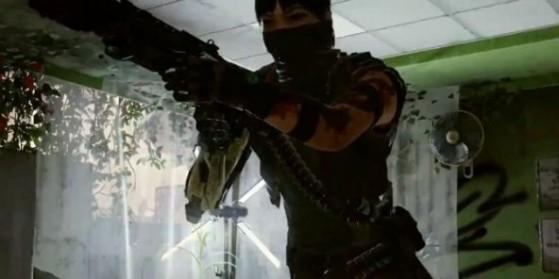 Black Ops 3 : Seraph, Spécialiste 5