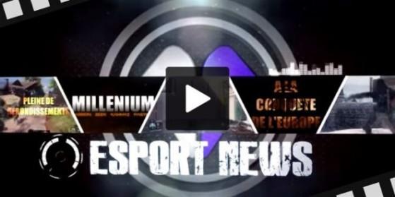 News eSport CoD de Millenium n°1