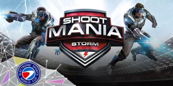 ESWC : Coupe du Monde Shootmania Elite