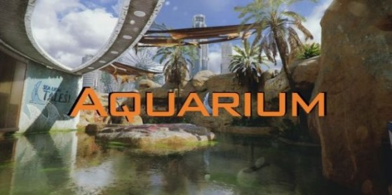 Black Ops 3 : Carte Aquarium