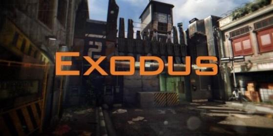 Carte Black Ops 3.Black Ops 3 Carte Exodus Millenium