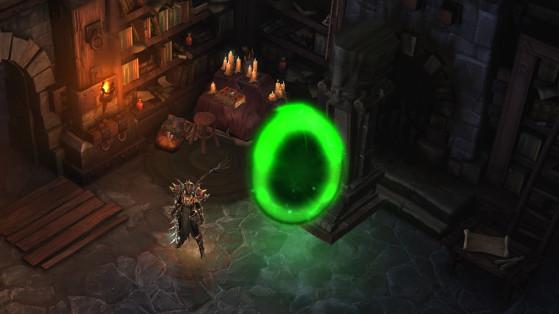Diablo 3 : Guide Donjons d'ensemble, Set Dungeons, Liste, Position