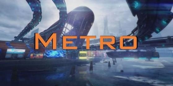 Black Ops 3 : Carte Metro