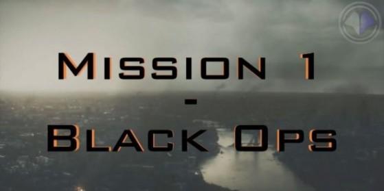 Black Ops 3 Campagne : Mission 1