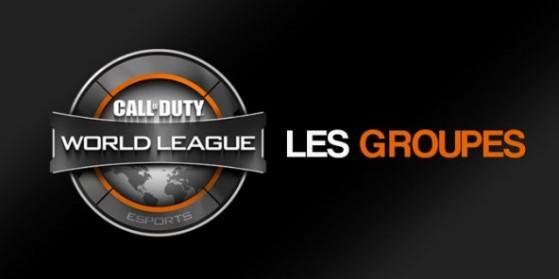 Qualifiers CoD World League : Les groupes
