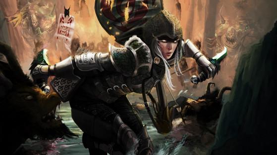 Diablo 3 : Build Chasseur de démon Empaleur, mantelet de l'ombre