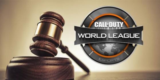 CoD World League : Règles compétitives