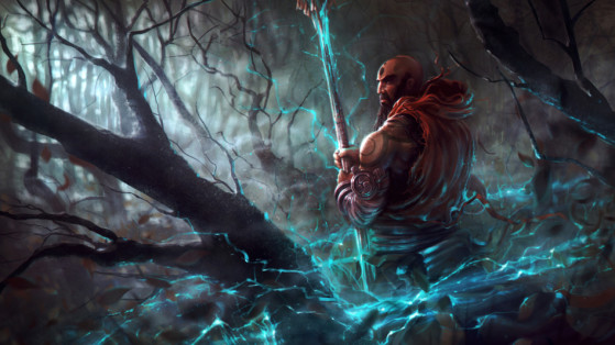 Diablo 3 : Build Moine Inna DPS, distance, onde de lumière