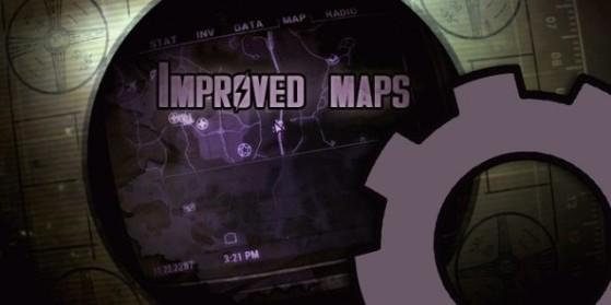Fallout 4 : Mod d'amélioration de la map