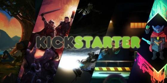 Kickstarter: Financements de décembre