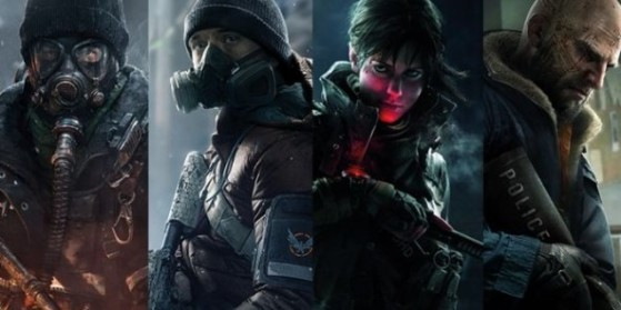 The Division dans le TOP Youtube Gaming