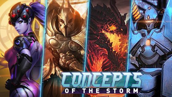 HotS - Index Concepts of the Storm