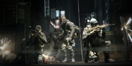 The Division : Talents
