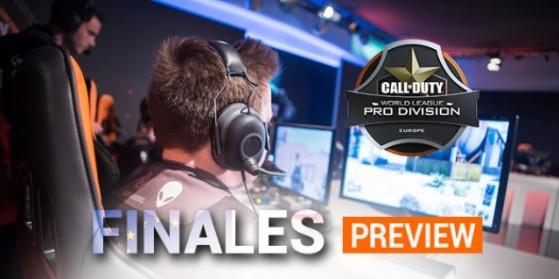 Preview Finales CWL Pro Division EU S1
