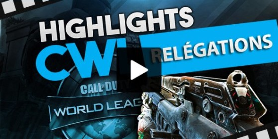 CWL Europe : Highlights Relégations