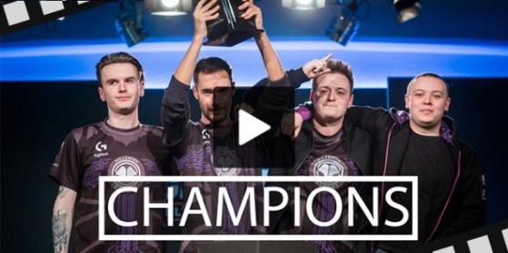 Millenium Champions montage finales CWL