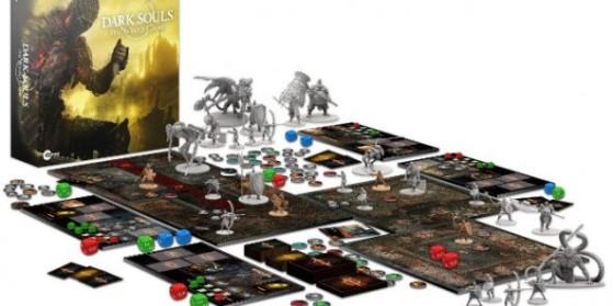 Kickstarter : Jeu de plateau Dark Souls