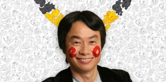 Interview de Miyamoto pour les 20 ans