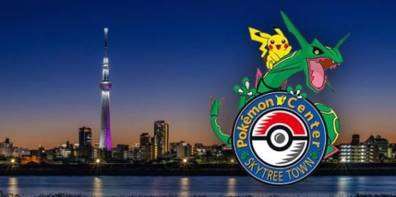 Nouveau centre Pokémon au Japon