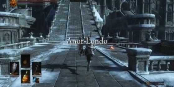 Dark Souls 3 : Anor Londo