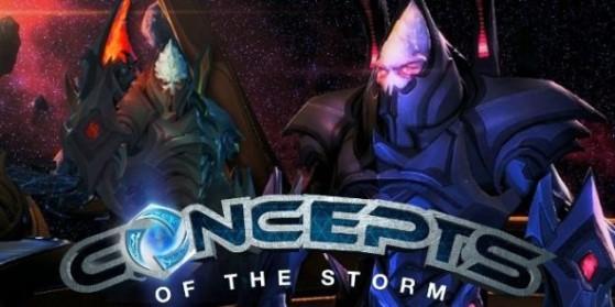 HotS - Concepts of the Storm n°22 : Alarak