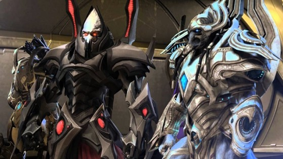Finalement tous les Protoss n'ont pas la même tête. Pourquoi ne pas en faire deux héros distincts? - Heroes of the Storm