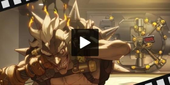 Vidéo Overwatch - Mine Chacal sur Ballon
