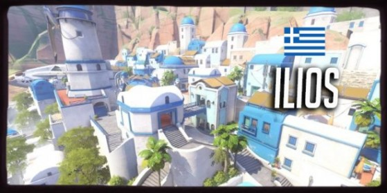 Overwatch Carte : Ilios