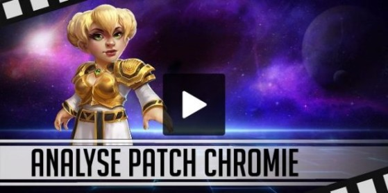 Vidéo HotS - Analyse patch 18.3 Chromie