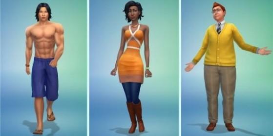 Les Sims brisent les limites du genre
