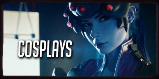 Overwatch, cosplays Fatale et Tracer