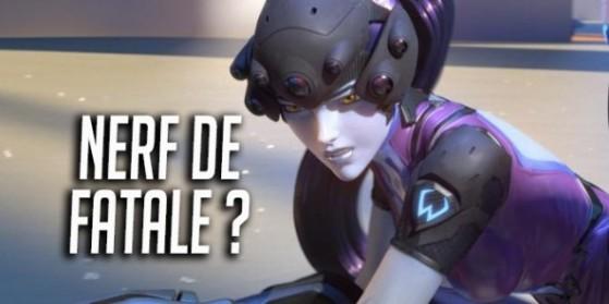 Overwatch, Blizzard pense à nerf Fatale