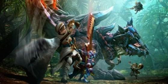 Aperçu de Monster Hunter Generations, 3DS