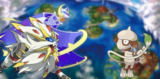Galerie Pokémon Soleil Et Lune Millenium