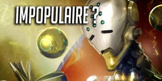 Overwatch, l'impopularité de Zenyatta