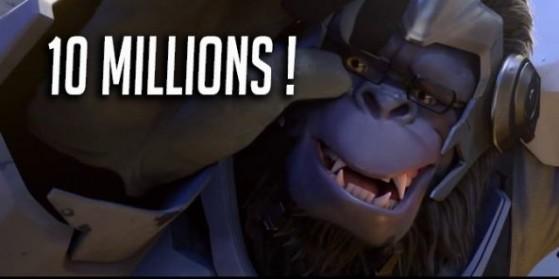 Overwatch, 10 millions de joueurs