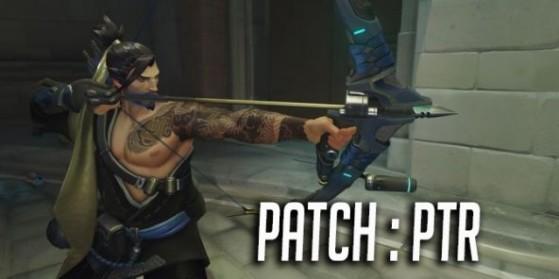 Overwatch, Patch Update du PTR