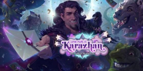 Hearthstone Karazhan, aventure, extension