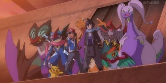 Pokemon résumé episode XY&Z040