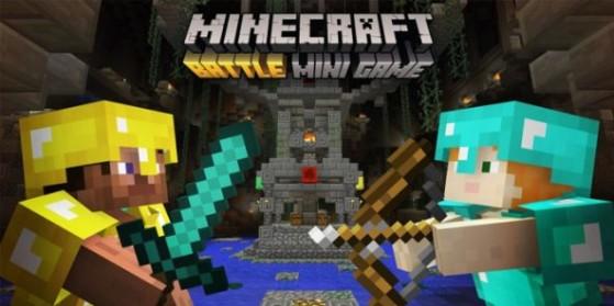 Nouvelles cartes PVP Minecraft