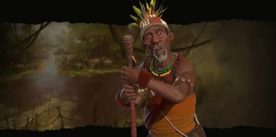 Civilization 6 : Kongo