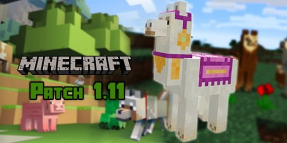 Minecraft : Patch 1.11