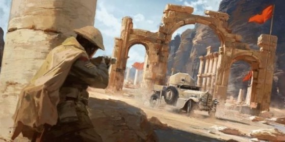 Battlefield 1 : Classe Eclaireur / Scout