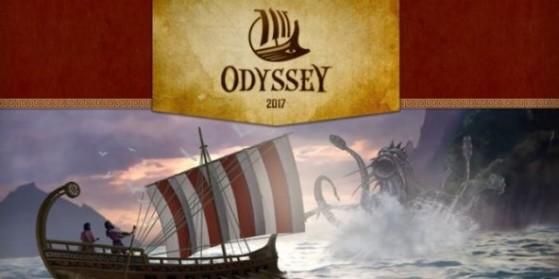 Week-end quêtes de L'Odyssée bonus