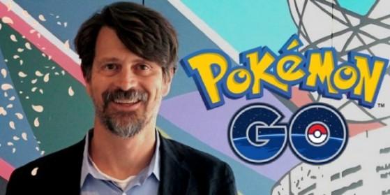 Interview de John Hanke sur Pokémon GO