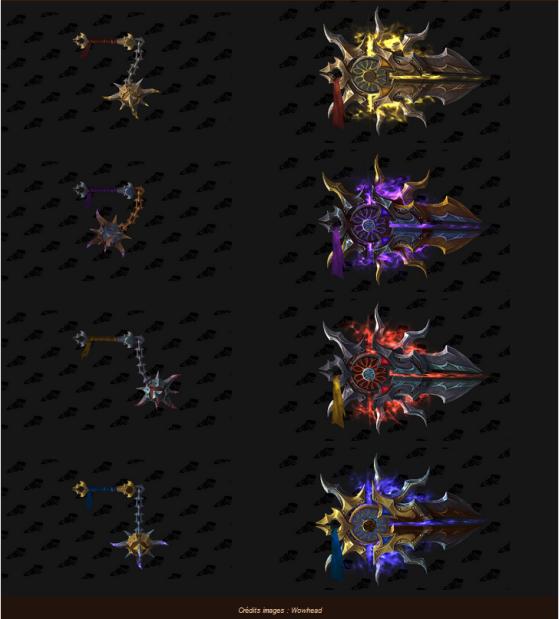 Paladin Protection - Tank - World of Warcraft