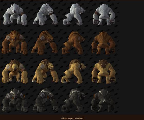 Druide gardien - Tank - World of Warcraft