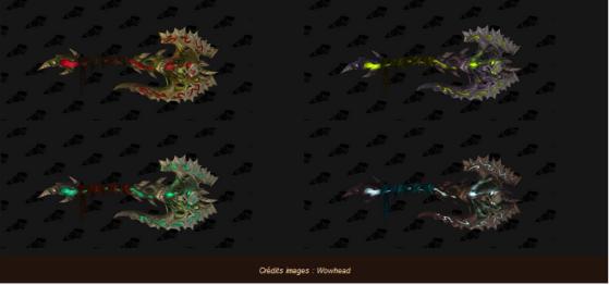 Chevalier de la Mort Sang - Tank - World of Warcraft