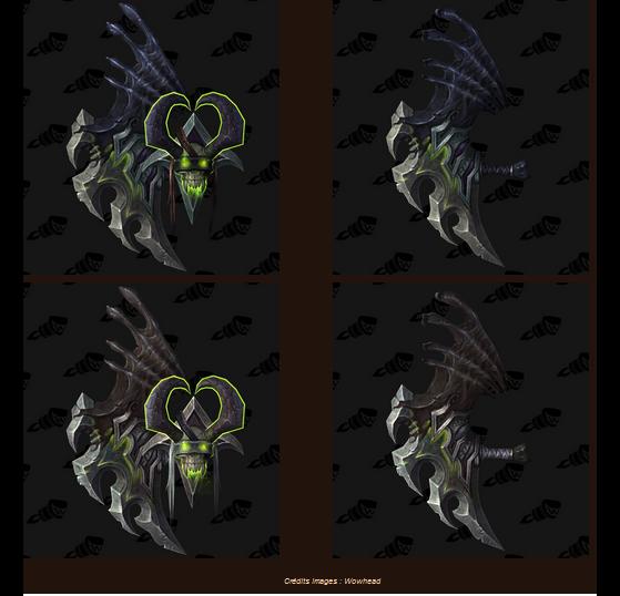 Chasseur de démons Vengeance - Tank - World of Warcraft